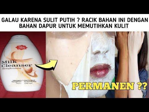 Cara Memutihkan Wajah Tubuh Cara Meracik Masker Lulur Pemutih Wajah Dan Tubuh Youtube Pemutih Wajah Kosmetik Alami
