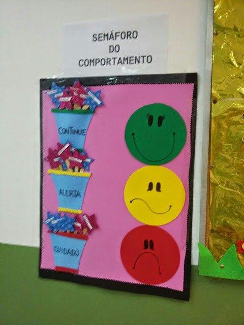 decoracao de sala infantil escola dominical : decoracao de sala infantil escola dominical:Incentivo ao bom comportamento
