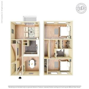 2 and 3 Bedroom Apartments in Grand Rapids MI | Stonebrook ...