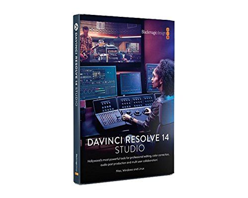 Blackmagic Design Davinci Resolve Studio Software For Mac Win Linux Dv Resstud Https Software Boutiquecloset Com Product B Blackmagic Design Coding Linux