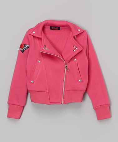 Pink Jacket For Girls - JacketIn