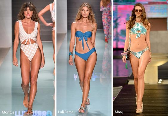 2018 – 2019 Mayo ve Bikini Modelleri - Ünlülerden Enstantaneler