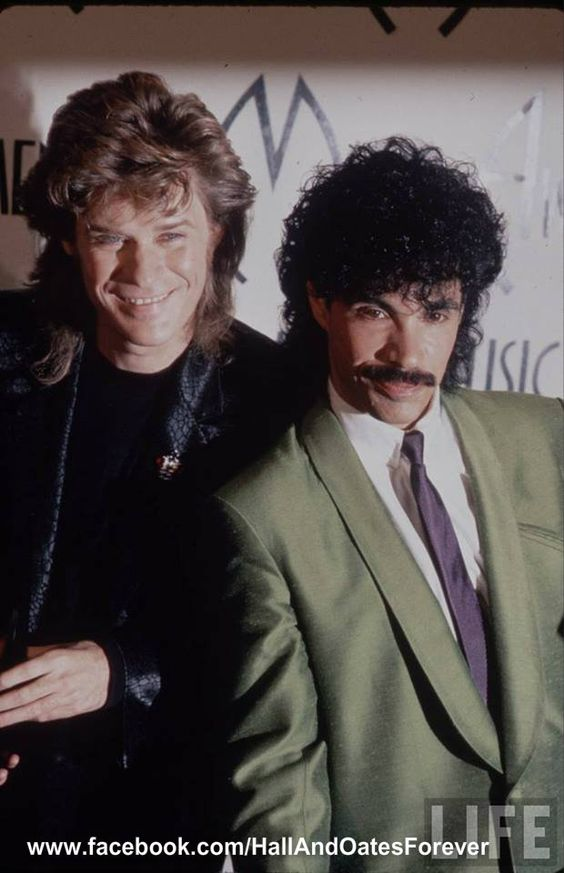 Hall and Oates. If you like this picture, please join my FB Page to see more. www.facebook.com/HallAndOatesForever: