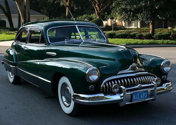1947 Buick Roadmaster Sedan Maintenance/restoration of old/vintage vehicles: the…