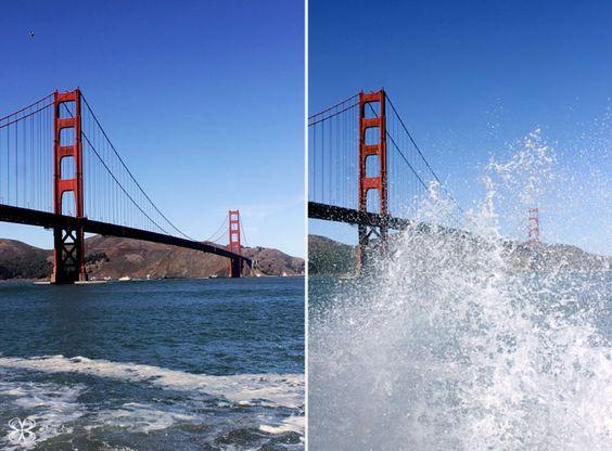 Splash the Golden Gate