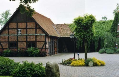 germany - barn
