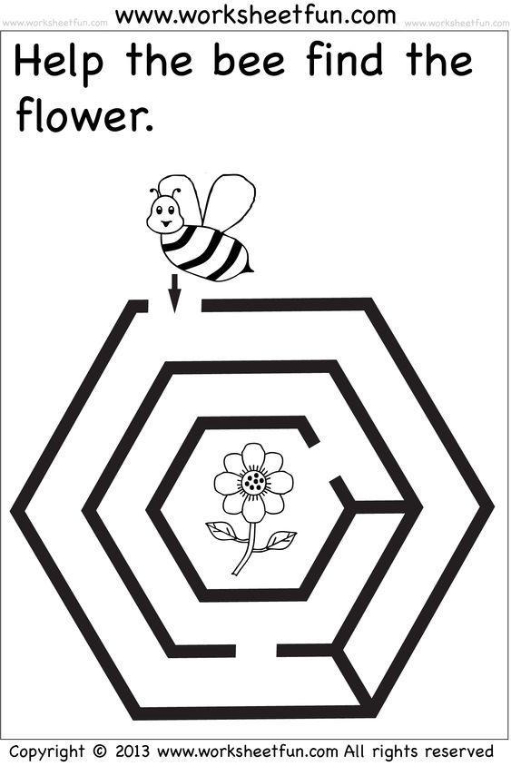 Preschool Worksheets / FREE Printable Worksheets – Worksheetfun ...