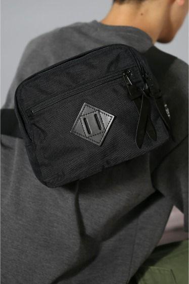 HOBO / ホーボー :CELSPUN NyronBALMATWaist Bag by a