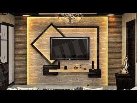 35 Modern Living Room Designs For 2018 2019 Living Room Design Modern Modern Tv Wall Units Wall Tv Unit Design