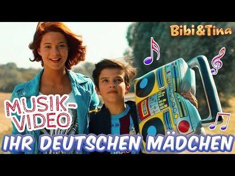 Bibi Tina Lieder Alle Songs Aus Den Kinofilmen 1 4 Youtube Bibi Und Tina Musikvideos Musik