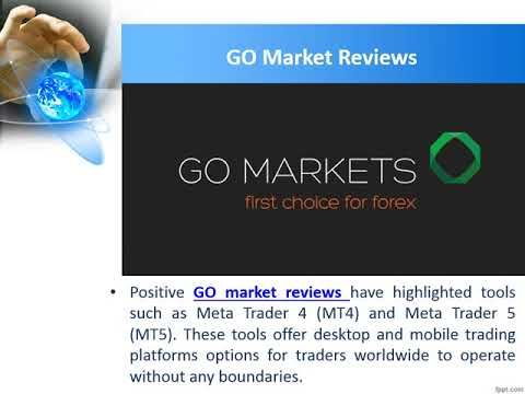 Go Market S Trading Tools Go Market Reviews Go Markets Trading