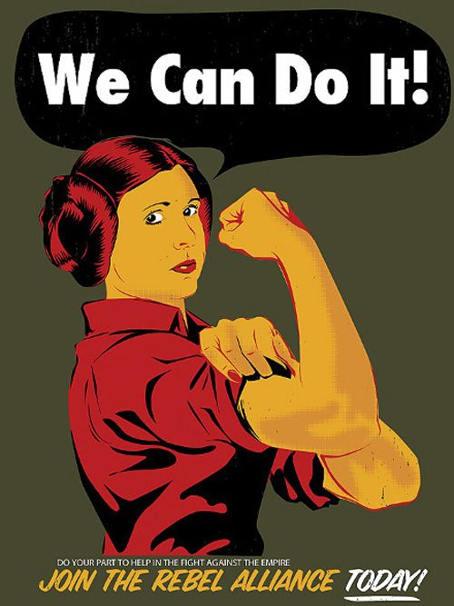 We Can Do It...: