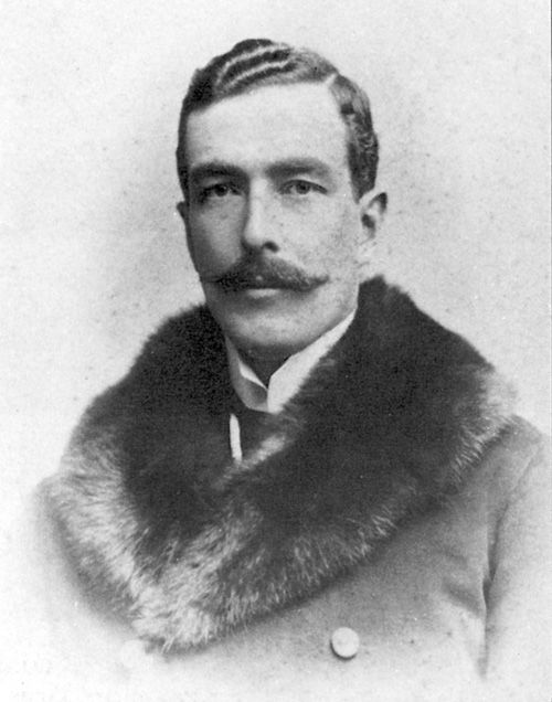 Manderston: Sir James Miller, 2nd Baronet. A Baronet is essentially an hereditary knight. The Miller fortune was made by James's father, who sold herring to the Russians. He also served as ambassador, so he was hardly uncouth. James married an aristocrat after he inherited Manderston, and transformed the house to conform with her lifestyle. Tragically, he died soon after the house was complete. JC