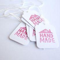 Homemade tags