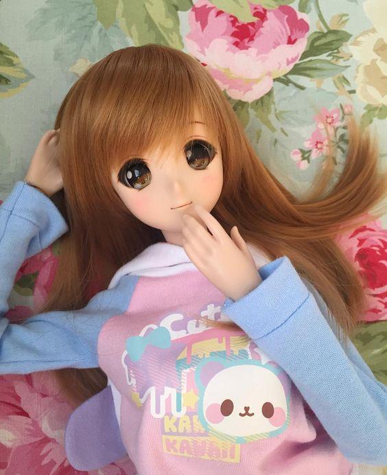 Smart Doll Mirai Suenaga by alkhawaja_ka