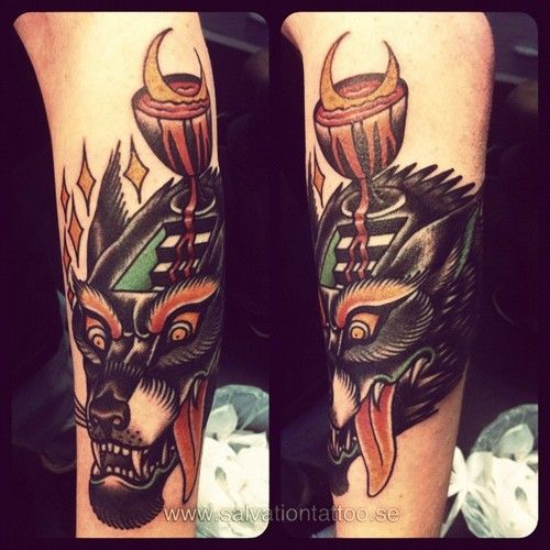 #tattoo #ink #skin #color #colour