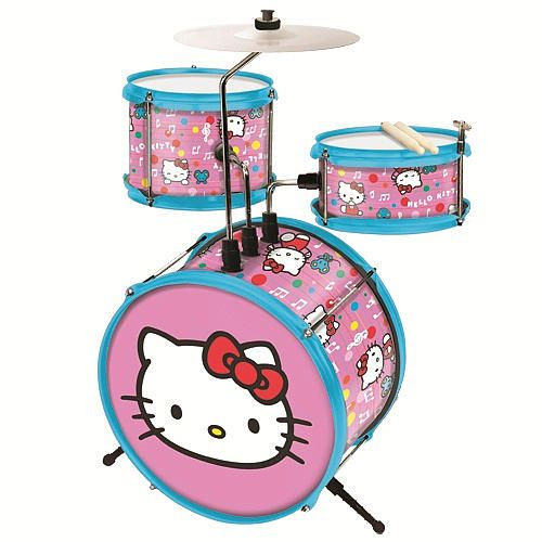 Toys Are Us Hello Kitty : Hello kitty drum set first act toys r us i think