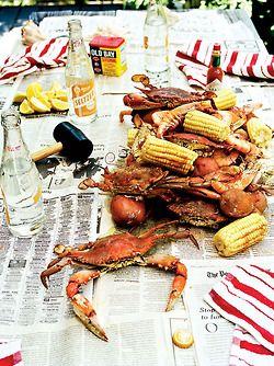 crabs!