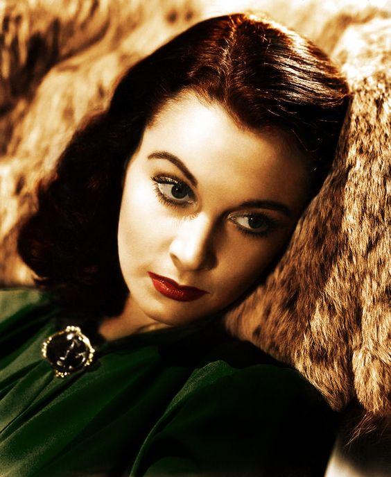Scarlett O'Hara.