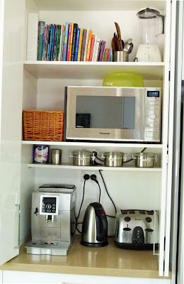 Organising To Make Life Easier: Kitchen Cupboards & Drawers Part 3