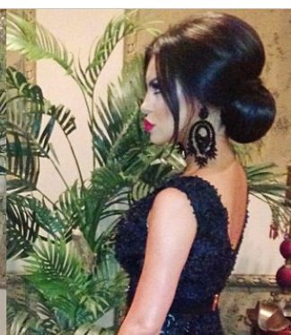 Beautiful updo hairstyles formal