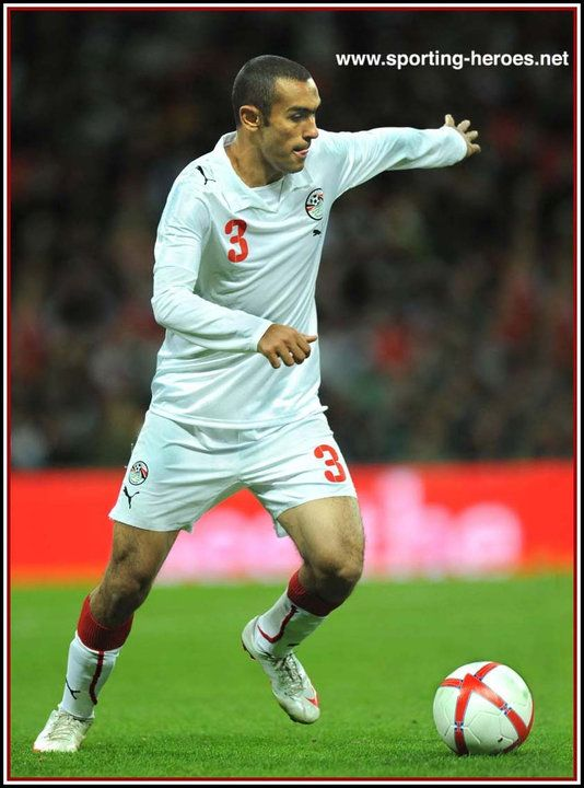Ahmed ELMOHAMADY - Egypt - 2010 African Cup of Nations