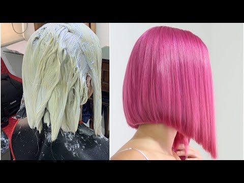 Aprende A Decolorar Para Color Fantasia Paso A Paso Youtube Como Decolorar El Cabello Mechas De Color Para Cabello Peinados Recogidos Cabello Corto