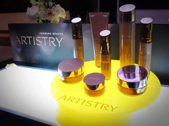 Artistry exclusively from: amway.com