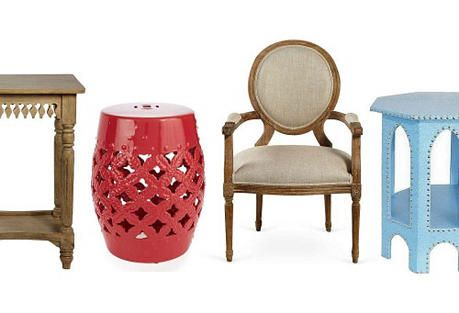 Very cool website for furniture/accessories!    One Kings Lane