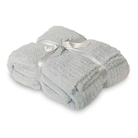 CozyChic Ribbed Throw (Available in 4 Colors)
