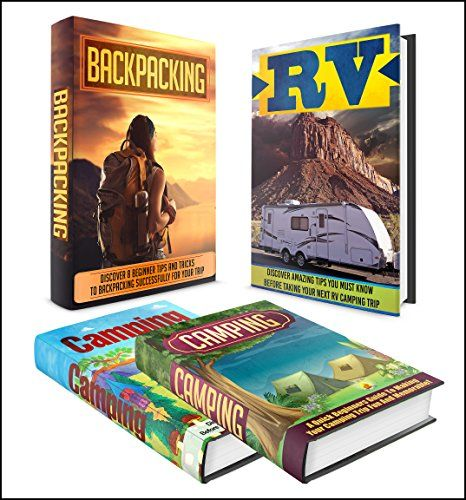 FREE TODAY  CAMPING: BOX SET 4 IN 1    Discover The Extensive Full Guide On Camping + Backpacking + RV #5 (Camping, Outdoor Survival, Camping Guide, Camping Outdoors, Hiking, Running, RV) by J. Soniashire http://www.amazon.com/dp/B014JSBT0I/ref=cm_sw_r_pi_dp_SVEtwb0P4NXAN