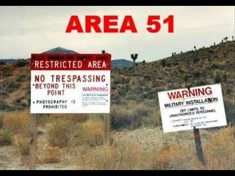 Ufo Sightings Area 51