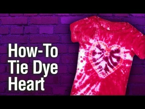 dylon tie dye instructions