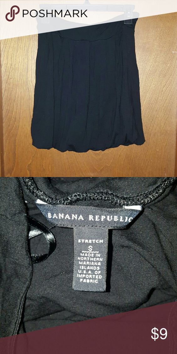 Banana Republic skirt from the summer of 2007 collection this pleated skirt also stretches and zips in back you.   # 599 Banana Republic Skirts Mini