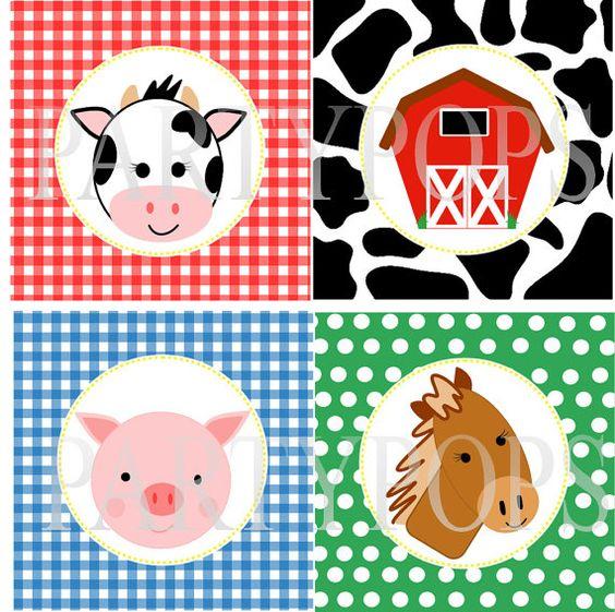 Grant's Farm Clip Art