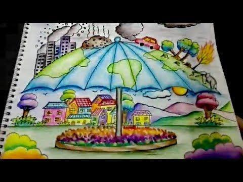 Save Earth Save Environment Drawing Save Environment Drawing For Kids Youtube Drawing For Kids Earth Day Drawing Save Earth Drawing
