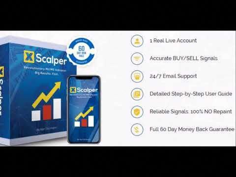 Forex Trading Signals Software X Scalper Brief Review