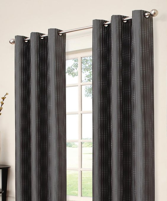Look at this Smoke Captree Blackout Grommet Panel on #zulily today!