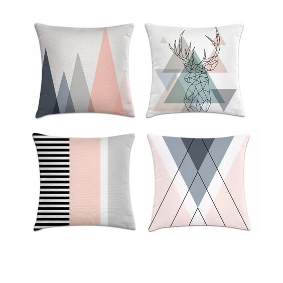 Kit com almofadas decorativas #almofadas #capadealmofada #kitdealmofada #compose #sofa #casa
