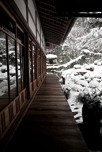 Ohara Sanzen-in Temple #japan #kyoto: