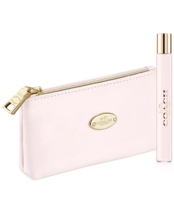 Only at Macy's! Receive a Complimentary 2-pc. gift when you pre-order a large spray from the Coach Eau de Parfum fragrance collection