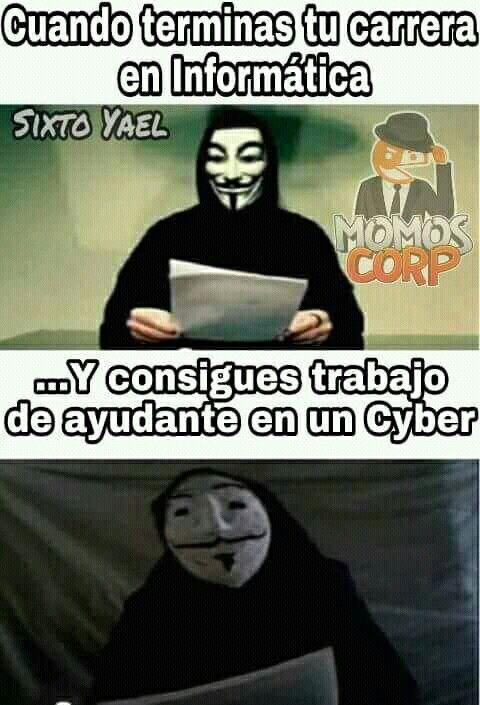 Por Fin Compilaste Hijo De La Verga Exe Humor Informatica Sigueme
