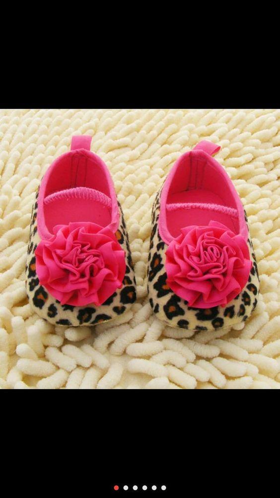zapatos de cuna de bebé niña zapatos de por TheBabyBellaBoutique