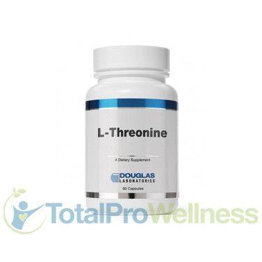 L-Threonine 60 Capsules