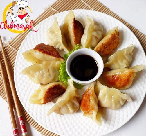Gyoza Club Masak Resep Resep Makanan Makanan Sehat
