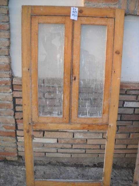 Antico armadio a muro dispensa credenza con ante SPEDISCO ...