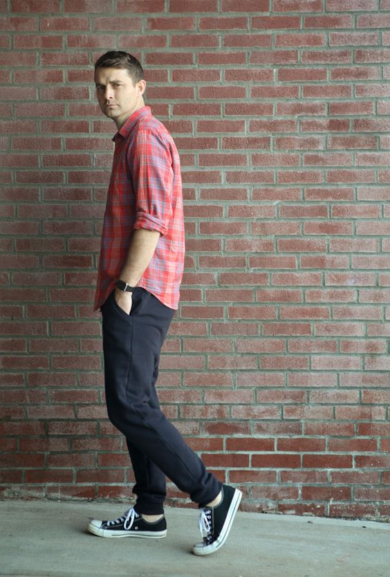 INTRODUCING THE MEN'S HUDSON PANTS | True Bias