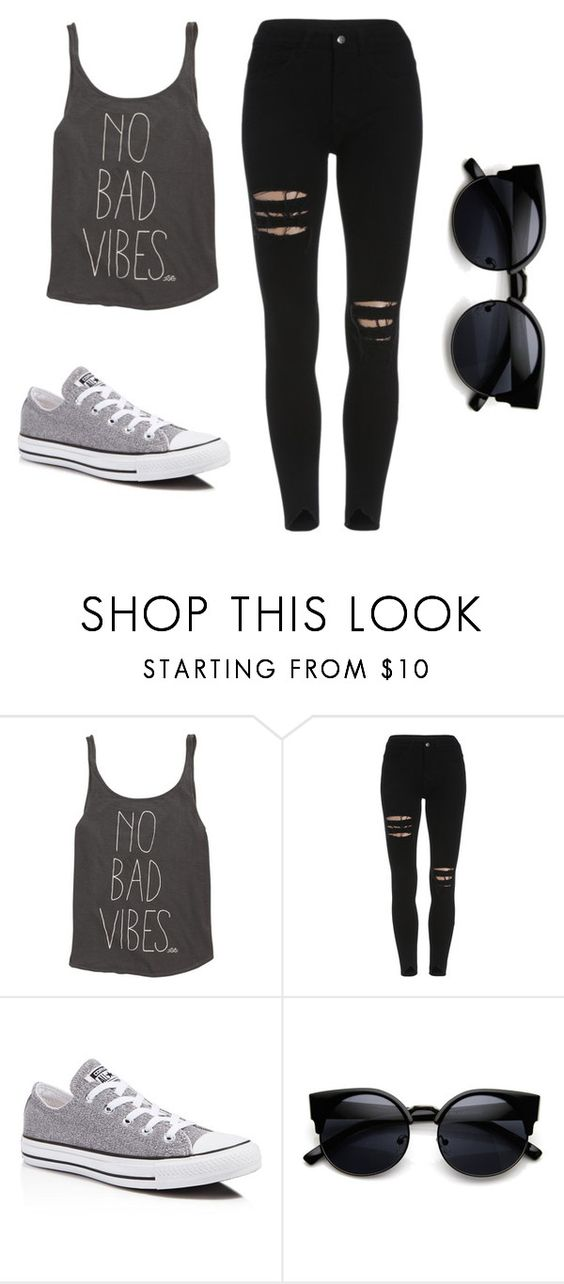 """""""Crystal Keffler STS"""" by sabbtenn on Polyvore featuring Billabong, Converse, women's clothing, women's fashion, women, female, woman, misses and juniors"""