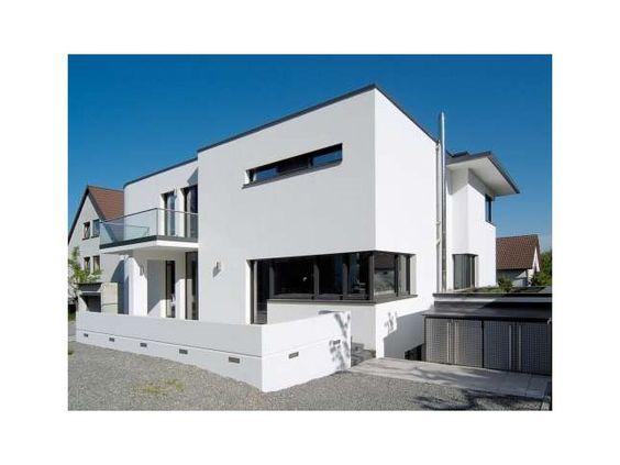 Façade peinture • maison moderne • www.sto.be # livios.be