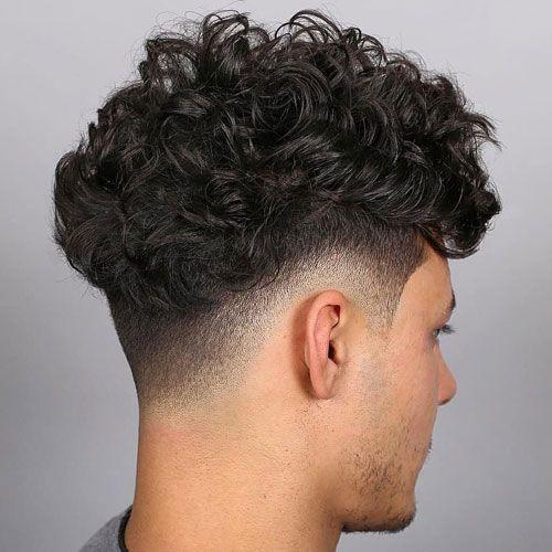 40 Best Perm Hairstyles For Men 2020 Styles In 2020 Medium Length Hair Men Low Fade Haircut Drop Fade Haircut